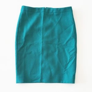 J. Crew Number 2 Pencil Skirt